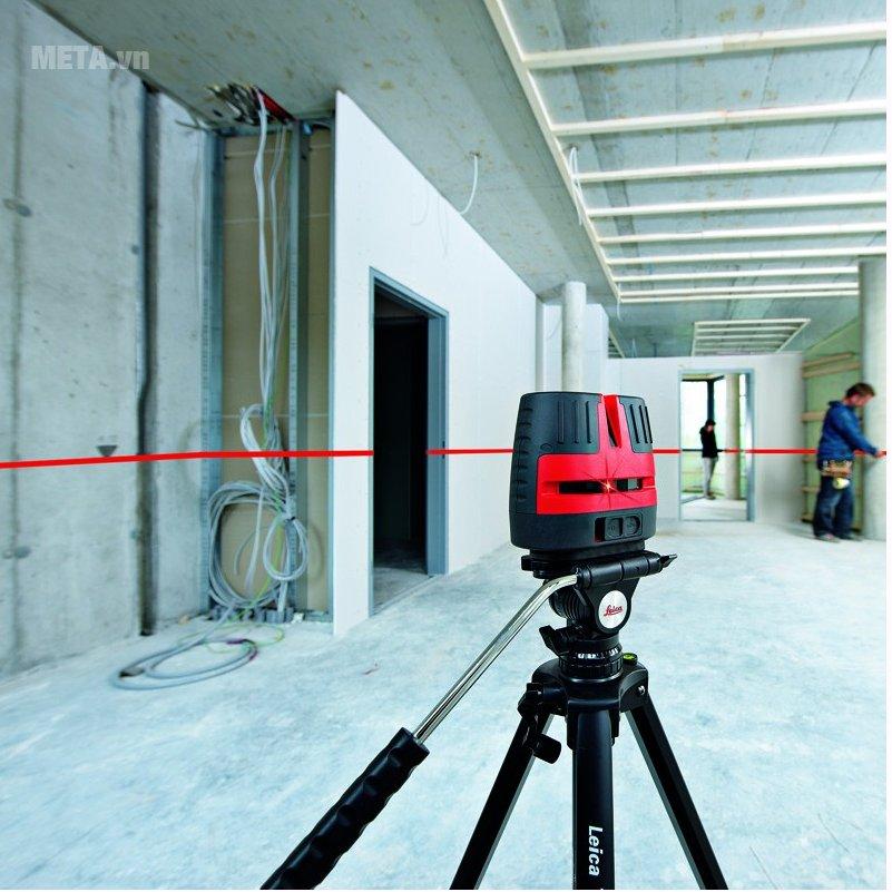 Máy cân mực laser Leica LINO L36 đo chính xác