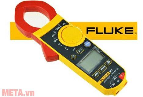Ampe kìm Fluke 319 làm bằng nhựa cao cấp