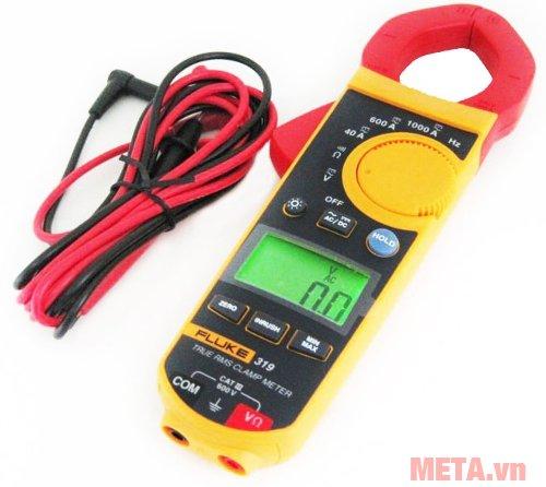 Ampe kìm Fluke 319 dùng cho thợ điện