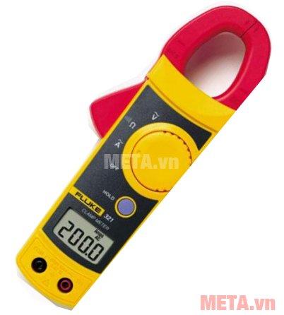 Ampe kìm Fluke 321 có độ phân giải lên đến 0.01A