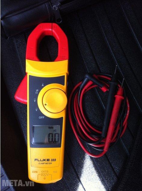 Ampe kìm Fluke 333 là thiết bị cần thiết đo điện