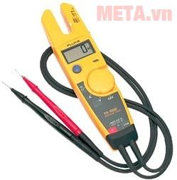 Ampe kìm Fluke T5-1000 an toàn và dễ dàng sử dụng