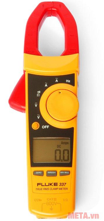 Ampe kìm Fluke 337 dùng cho thợ điện