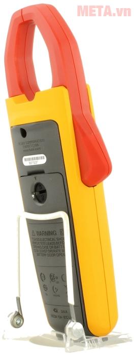 Ampe kìm Fluke 373 mang đến sự chính xác và nhanh chóng khi đo điện