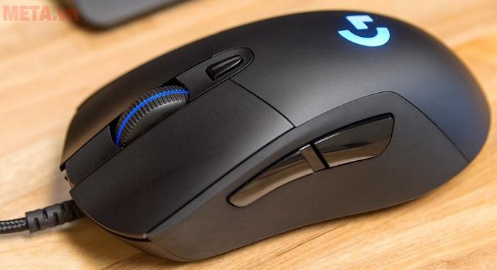 Chuột game Logitech G403 Prodigy cho bạn lựa chọn theo phong cách riêng mình