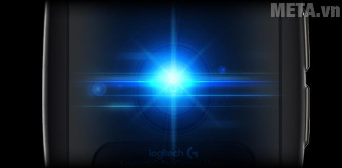 Logitech G được hỗ trợ 16,8 triệu màu ánh sáng