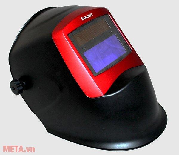 Mặt nạ hàn điện tử Kowon WH8511 có trọng lượng 490g