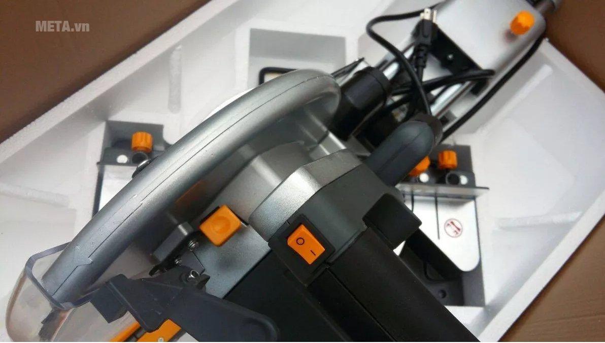 Máy cắt góc đa năng INGCO BM2S18004 thiết kế chắc chắn