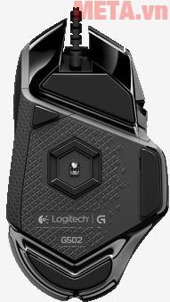 Chuột game Logitech G502 Proteus Spectrum có 3 cấu hình tích hợp