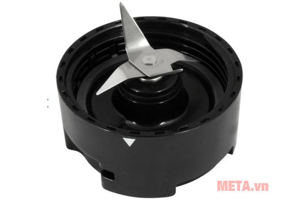 Lưỡi dao của máy xay sinh tố Oster Ball Mason BLSTMM2-BRE bằng thép không gỉ sắc bén, bền bỉ