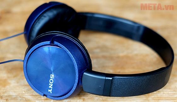 Tai nghe Sony MDR-ZX310AP trang bị âm Bass mạnh mẽ