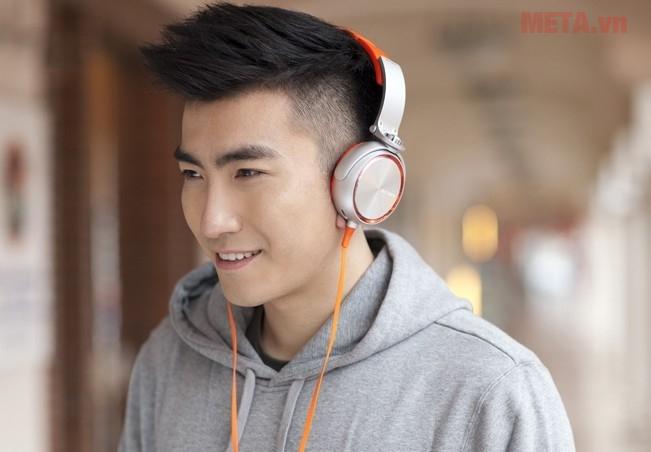 Tai nghe Sony MDR-XB610 đáp ứng mọi thể loại âm thanh