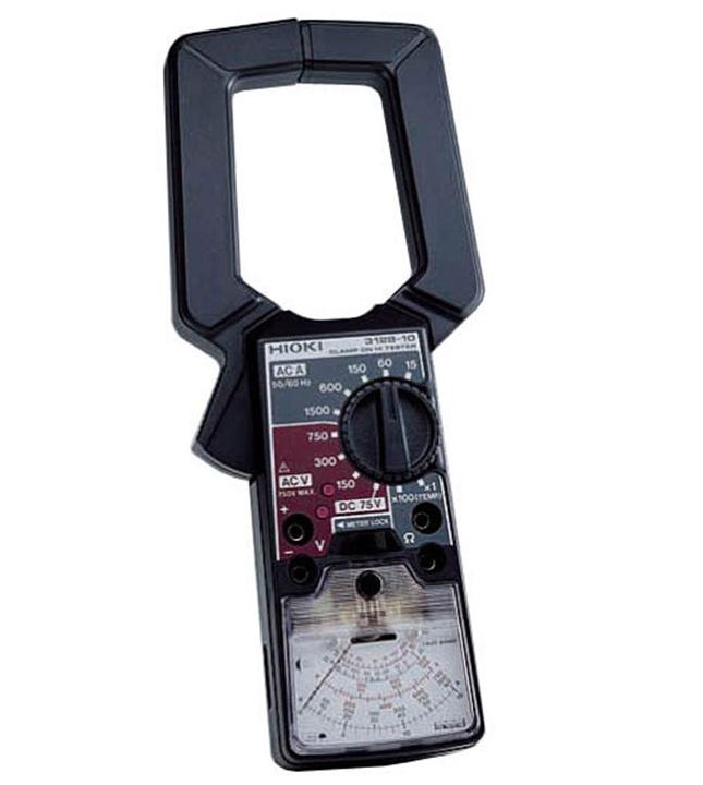 Ampe kế Hioki 3128-10 có thiết kế nhỏ gọn