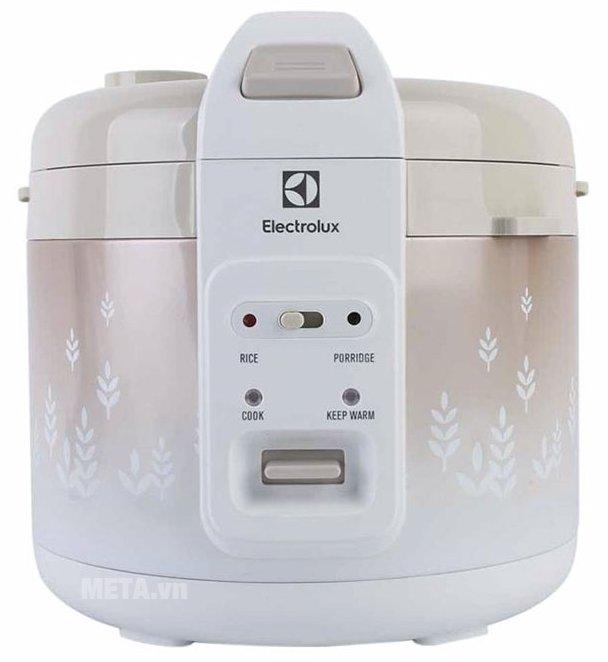 Nồi cơm điện Electrolux ERC3405 dùng công nghệ nấu 3D