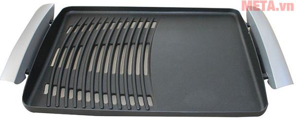 Vỉ nướng điện Electrolux EBG200 là chiếc vỉ nướng đa chức năng