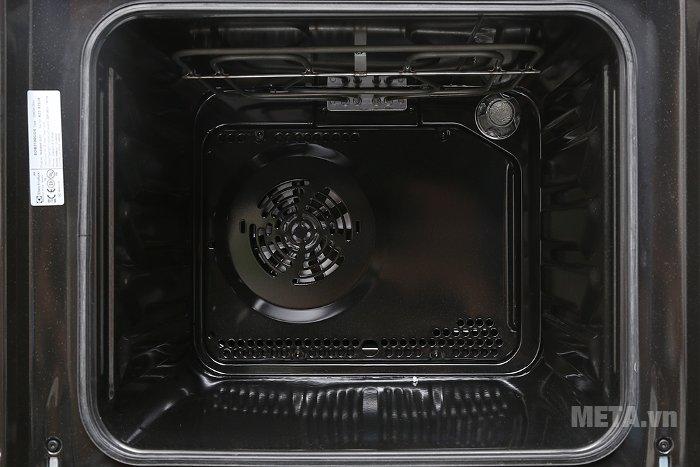 Quạt đối lưu của lò nướng âm Electrolux EOB2100COX