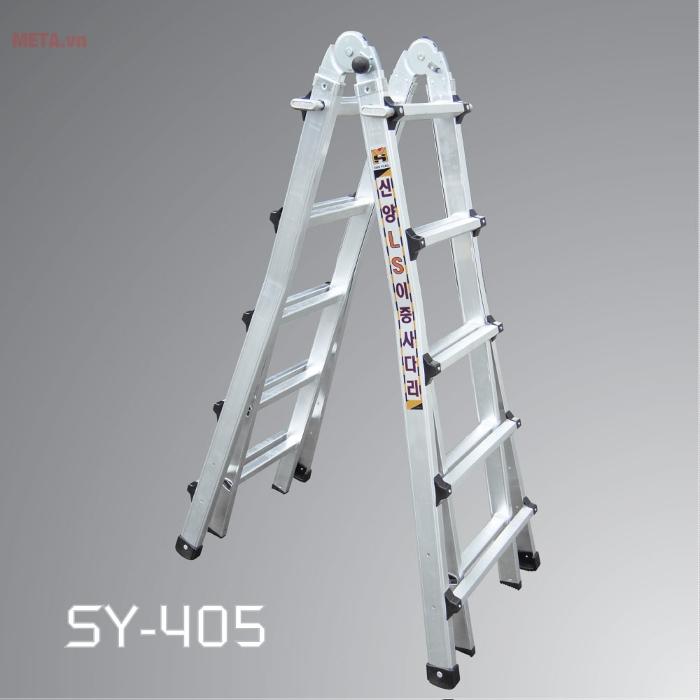 Hình ảnh thang nhôm Shin Yang SY-405