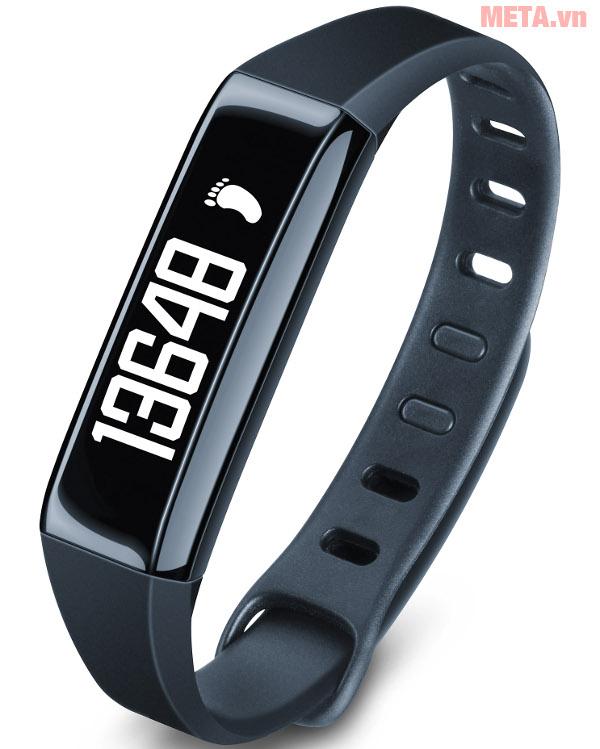 Đồng hồ cảm biến vận động Beurer AS80 có thiết kế thời trang