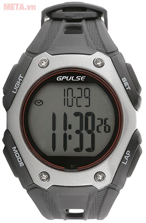 Tập luyện có kiểm soát cùng đồng hồ đeo tay có khả năng đo nhịp tim