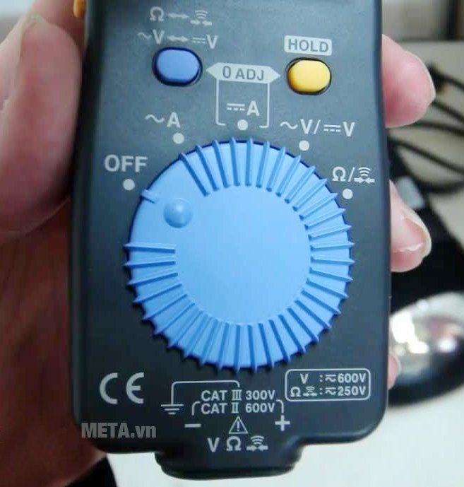 Ampe kìm AC/DC Hioki 3288-20 dùng đo dòng điện, điện trở