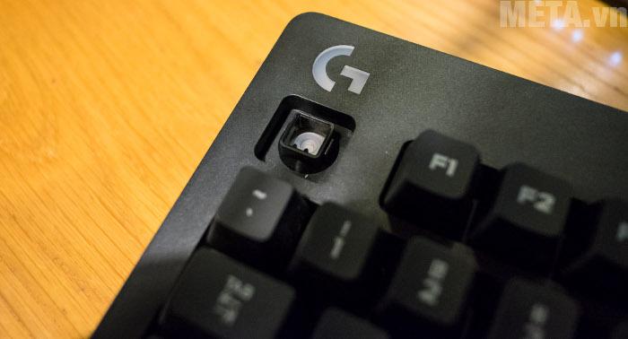 G213 Prodigy cho phép nhận 13 phím cùng lúc