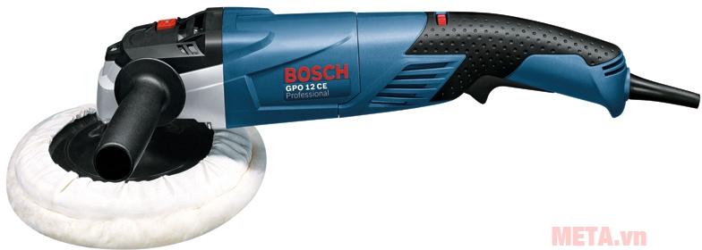 Máy đánh bóng Bosch GPO 12CE cho bạn thao tác vận hành thoải mái