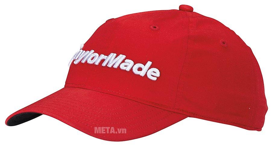 Mũ golf TaylorMade 2017 Lifestyle Tradition Lite màu đỏ