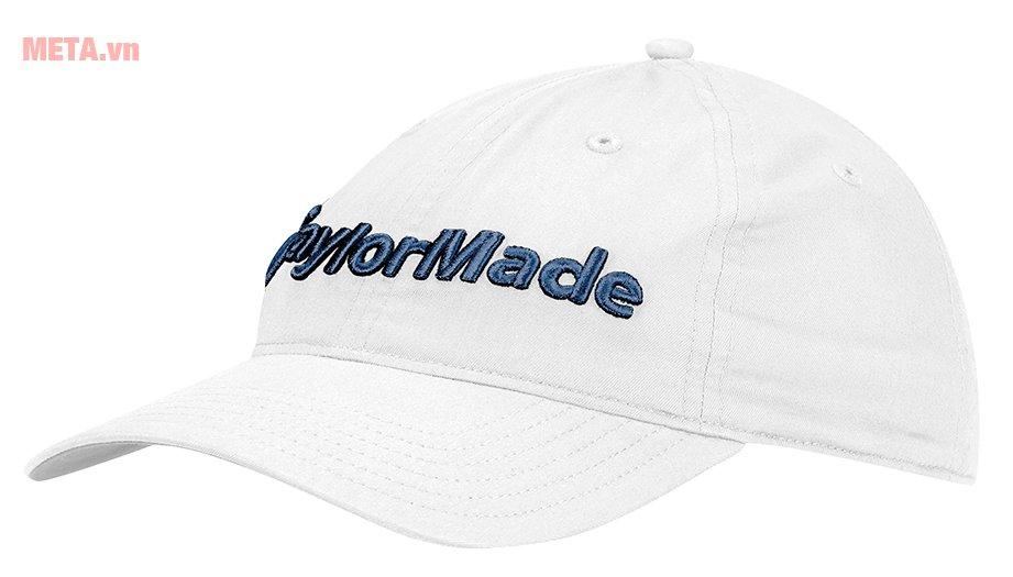 Mũ golf TaylorMade 2017 Lifestyle Tradition Lite màu trắng