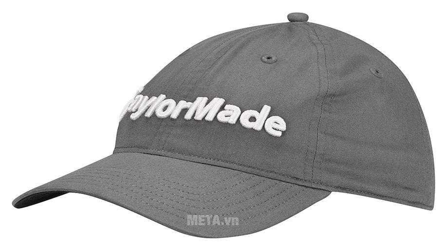Mũ golf TaylorMade 2017 Lifestyle Tradition Lite màu xám