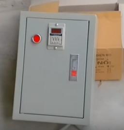 Hình ảnh hộp điều khiển điện tủ cơm công nghiệp