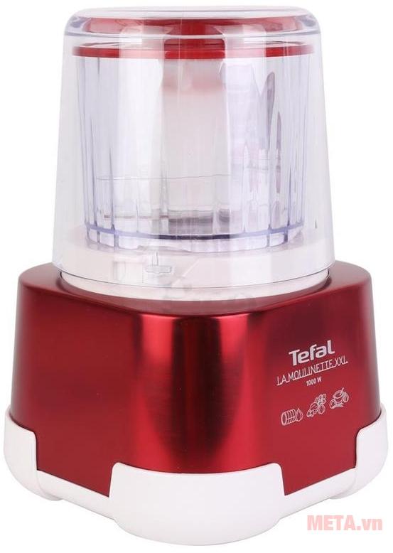 Máy xay thực phẩm đa năng Tefal MF805 chất liệu bền đẹp sáng bóng