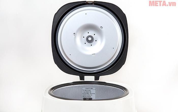 Nồi cơm điện cá nhân Cuckoo CR-0331 (0.5 lít) là loại nồi cơm điện nắp liền truyền thống