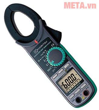 Ampe kìm Kyoritsu 2046R có thiết kế nhỏ gọn