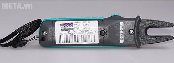 Ampe kìm Kyoritsu 2300R có kích cỡ đầu kìm 10mm