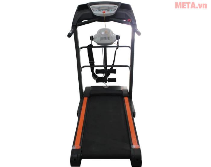 Máy chạy bộ điện Buheung MK-211 giúp bạn kiểm soát trong suốt quá trình luyện tập
