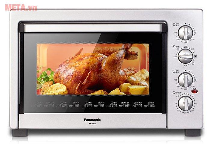 Lò nướng Panasonic NB-H3800SRA