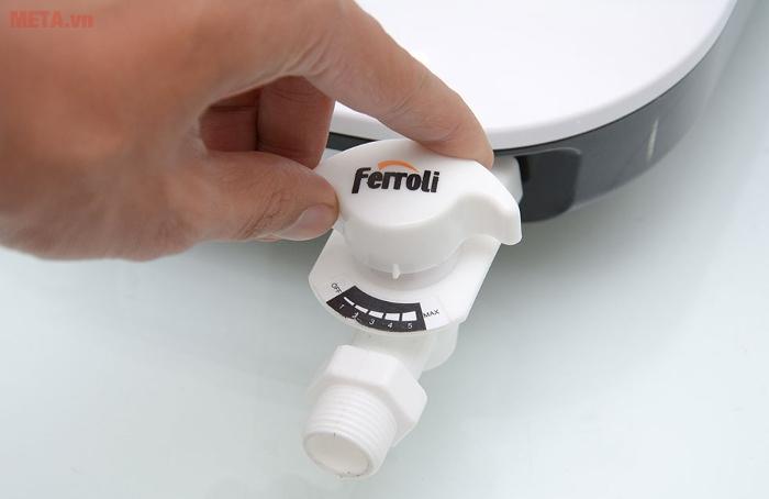 Điều chỉnh tùy nhiệt trên bảng máy, an toàn tron vấn đề điện và cháy nổ