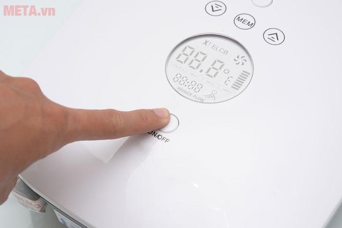 Màn hình Led hiển thị nhiệt độ và các thông số khác