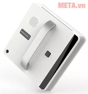 Robot lau kính Mamibot W120 có thiết kế thông minh