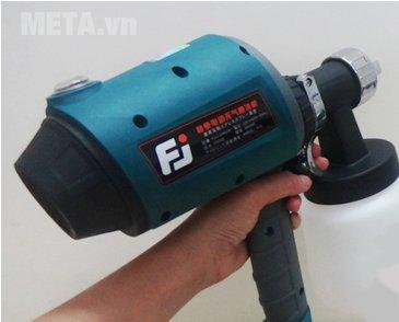 Máy phun sơn cầm tay Yamafuji FJ A500 có chất liệu cao cấp