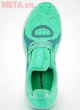Khuôn giày có nét uốn lượn mềm mại