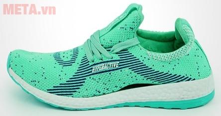Giày thể thao nữ Nexgen Hyperactive 16089 màu xanh độc đáo