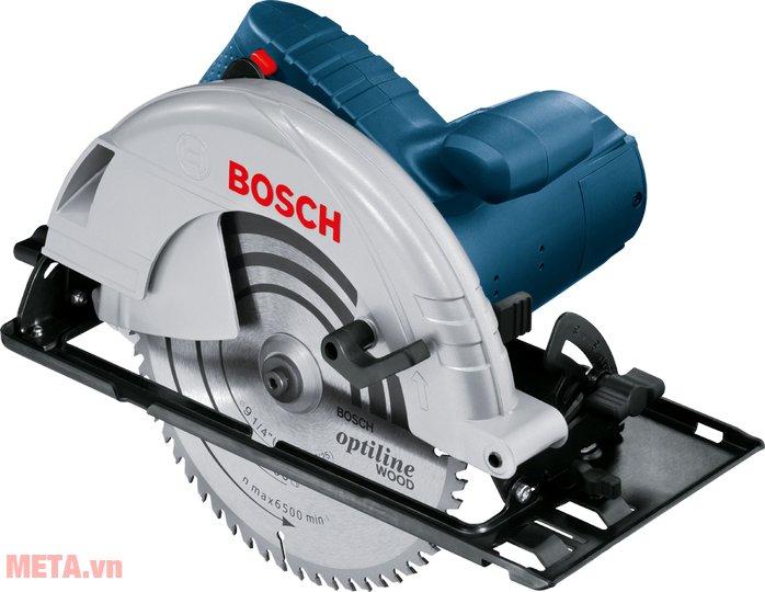 Máy cưa đĩa Bosch GKS 235 màu xanh