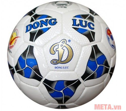 Bóng đá số 4 UHV 2.05 có lớp vỏ bóng được may bằng da PU