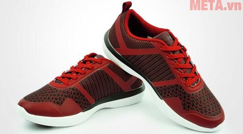 Giày thể thao nữ Nexgen Ergofit 01 màu đỏ