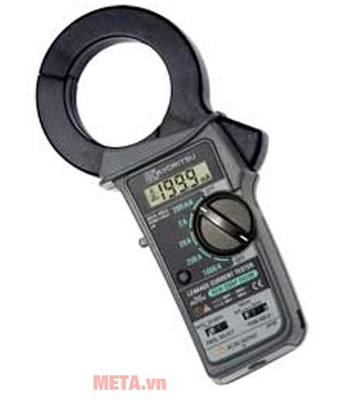 Ampe kìm đo dòng rò Kyoritsu 2413F thiết kế cầm tay thuận tiện