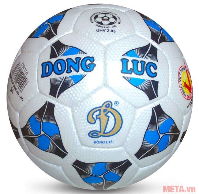 Bóng đá tiêu chuẩn Fifa Inspected UHV 2.05 được làm từ chất liệu da dai, bền