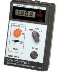 Hình ảnh máy đo điện trở cách điện Kyoritsu 3001B