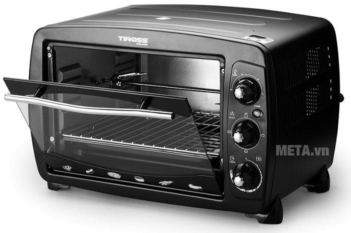 Lò nướng Tiross TS-960 màu đen