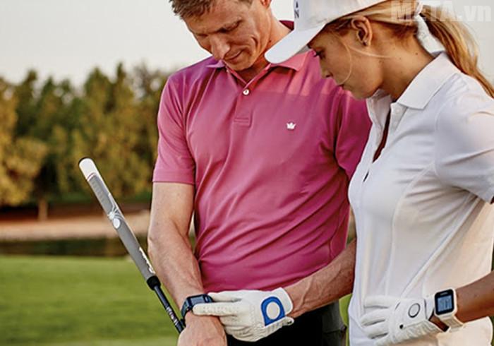 Garmin Approach S20 phù hợp sử dụng với cả người dùng nam và nữ